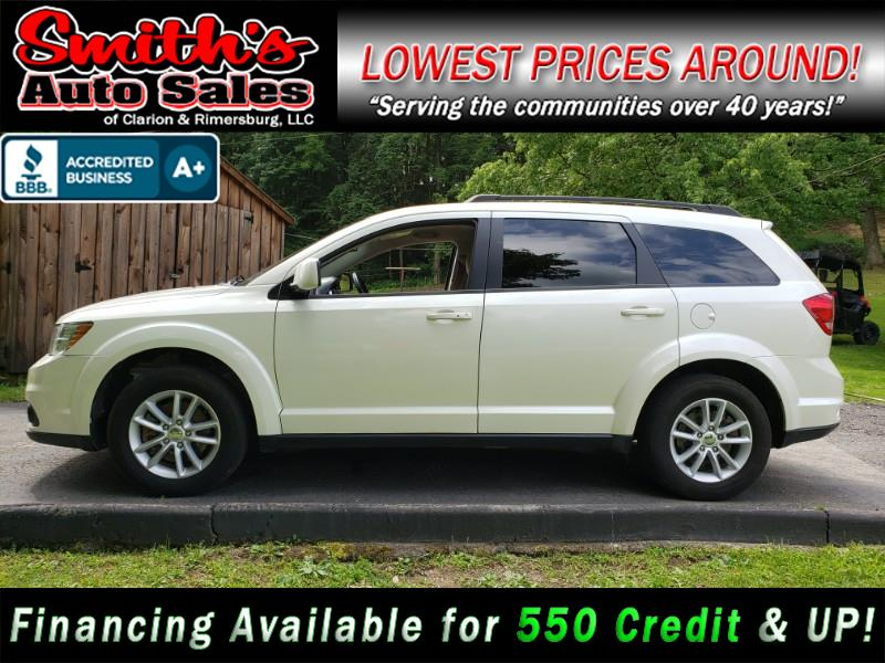 2015 Dodge Journey SXT AWD 95k miles
