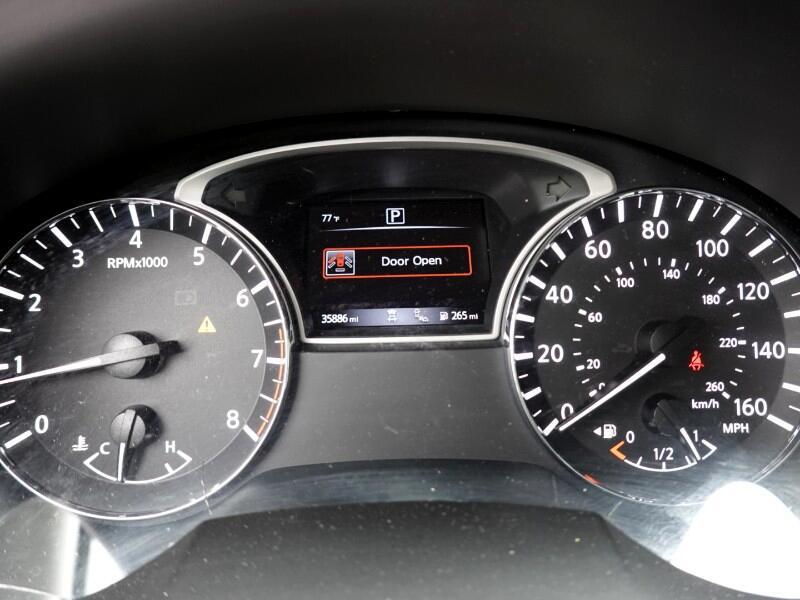 2018 Nissan Altima 2.5 35k miles