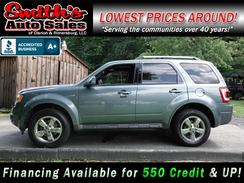 2012 Ford Escape LIMITED AWD 72k miles