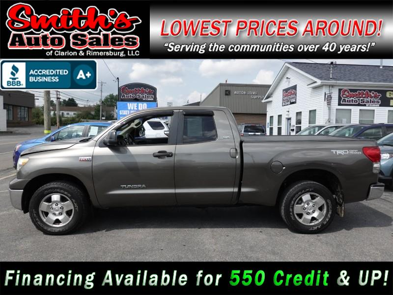 2008 Toyota Tundra 4WD Truck DOUBLE CAB 4WD 113k miles