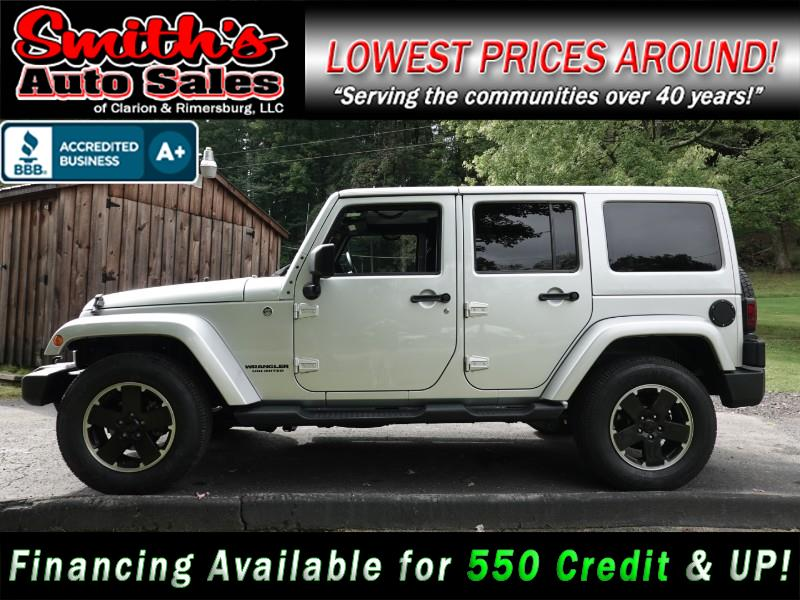 2012 Jeep Wrangler Unlimited SAHARA 4WD 94k miles