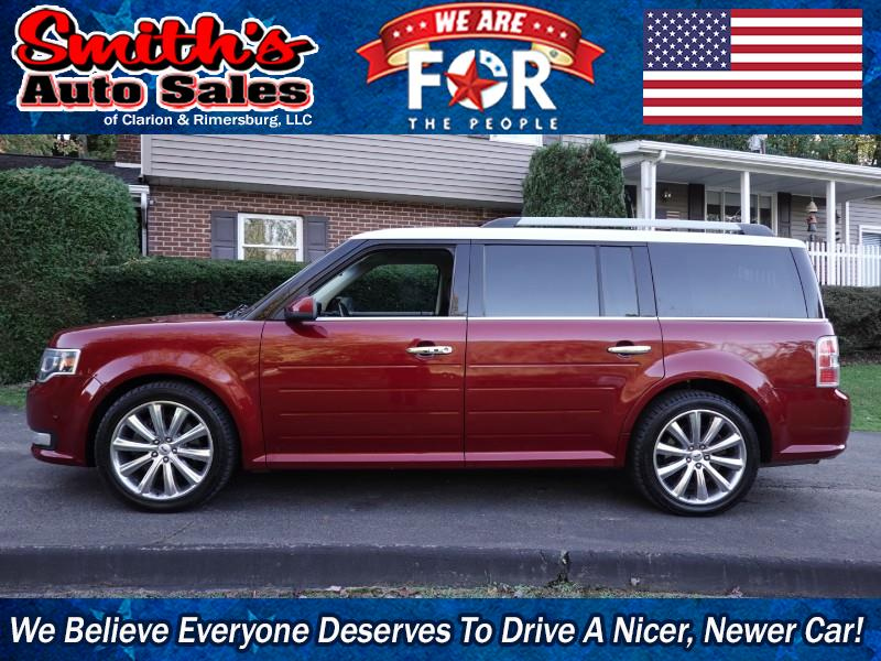 2014 Ford Flex LIMITED 4WD 78k miles