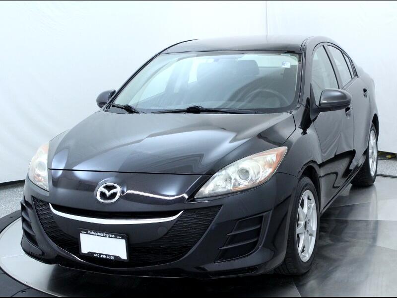 Mazda Mazda3 4-Door Sport Auto 2010