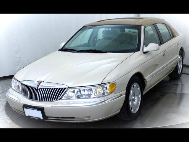 2002 Lincoln Continental Driver Select