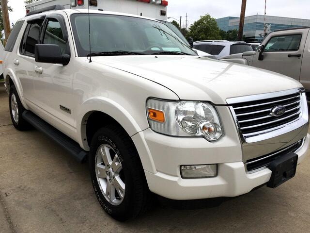 "2008 Ford Explorer 4dr 114"" WB 4.0L Limited 4WD"