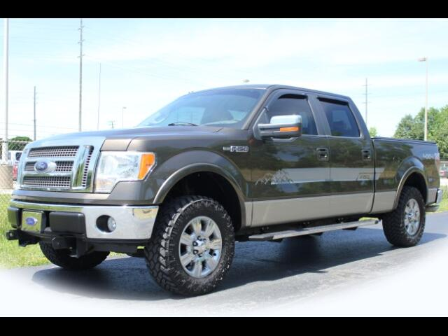 2009 Ford F-150 Larriat Limited SuperCrew 4WD