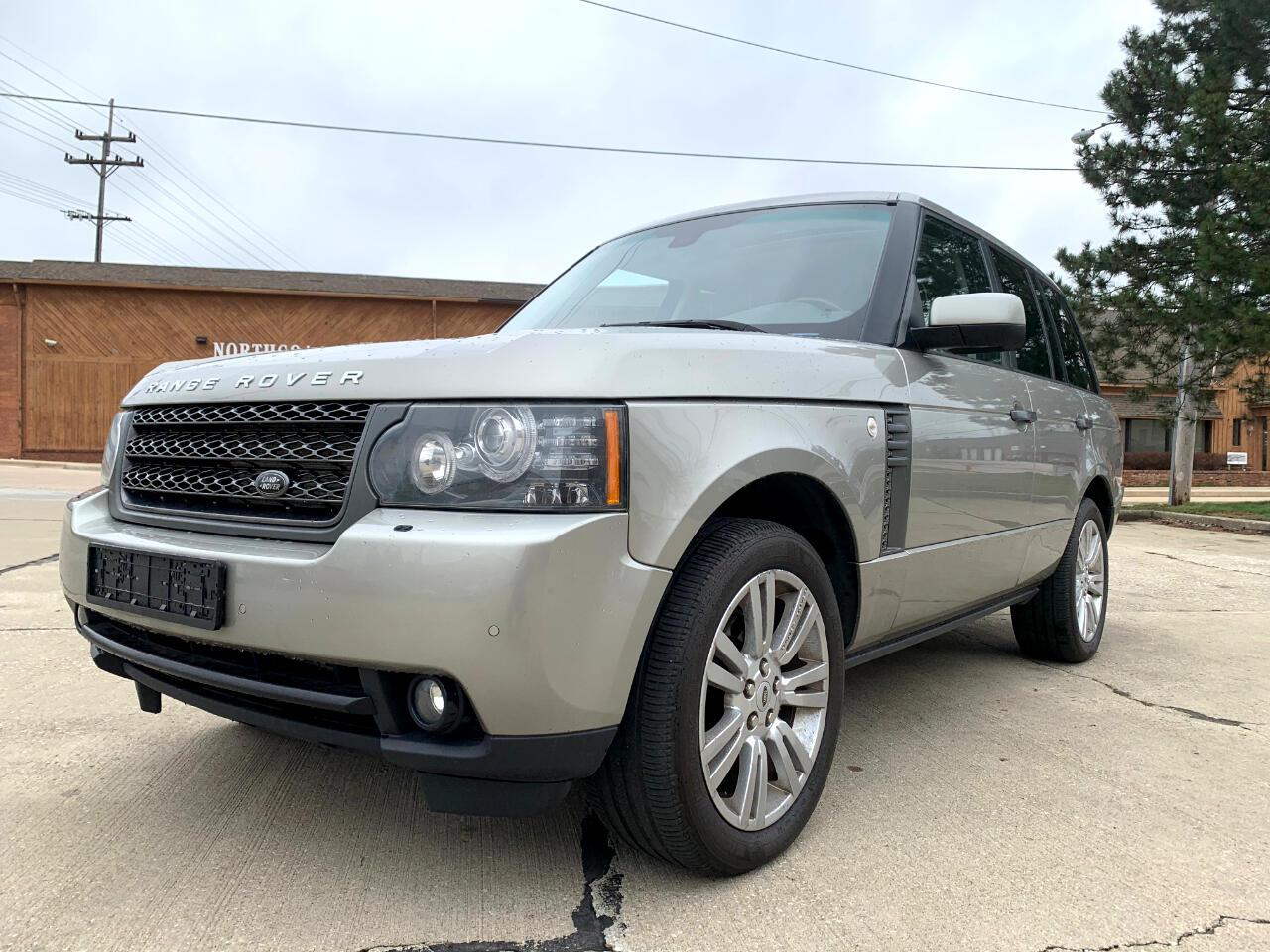 Land Rover Range Rover HSE LWB 2011