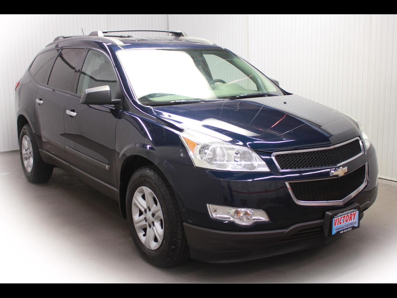 Chevrolet Traverse LS AWD 2009