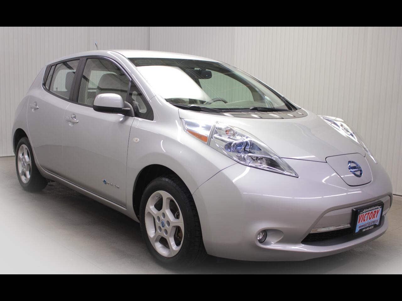 Nissan Leaf SV 2012