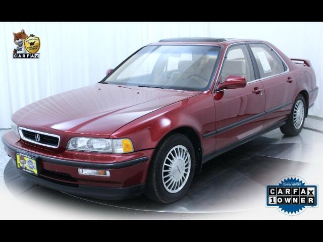 1991 Acura Legend L Sedan