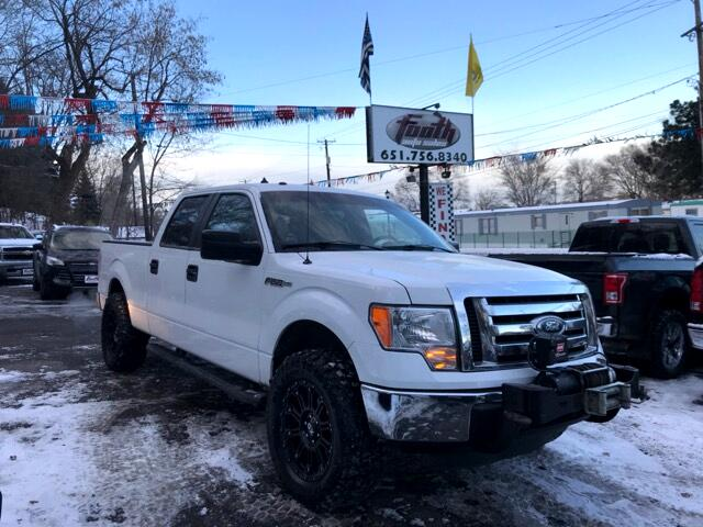 2012 Ford F-150 OFF-ROAD