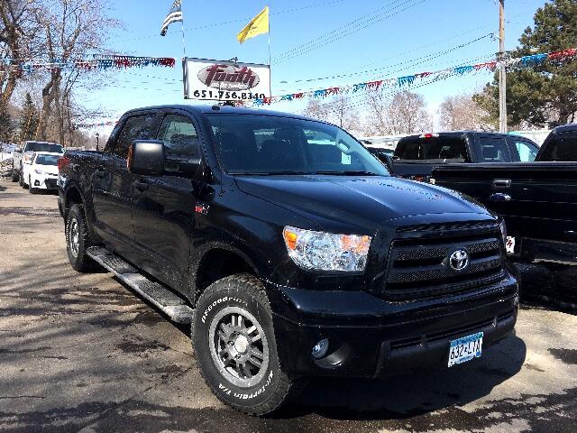 2013 Toyota Tundra Tundra-Grade CrewMax 5.7L FFV 4WD