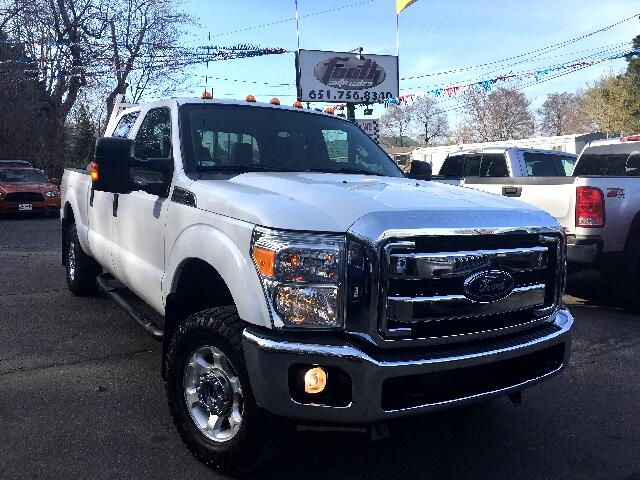 2015 Ford F-250 SD Crew Cab 4WD