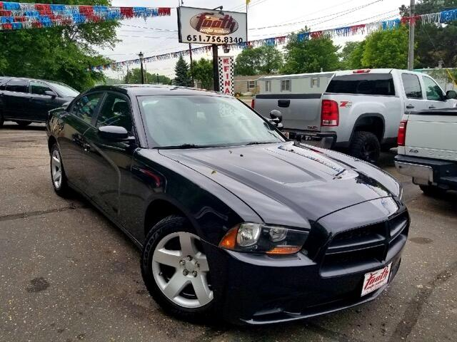 2011 Dodge Charger Police HEMI
