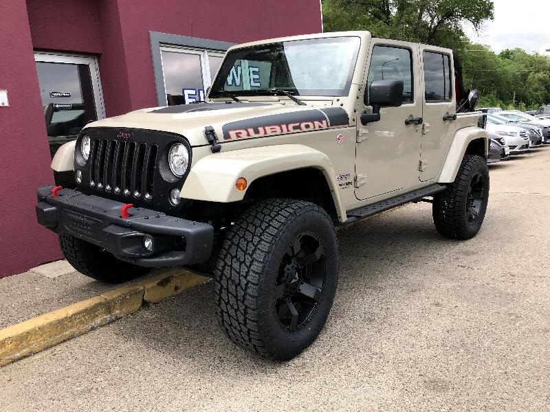 2018 Jeep Wrangler JK Rubicon Recon 4x4