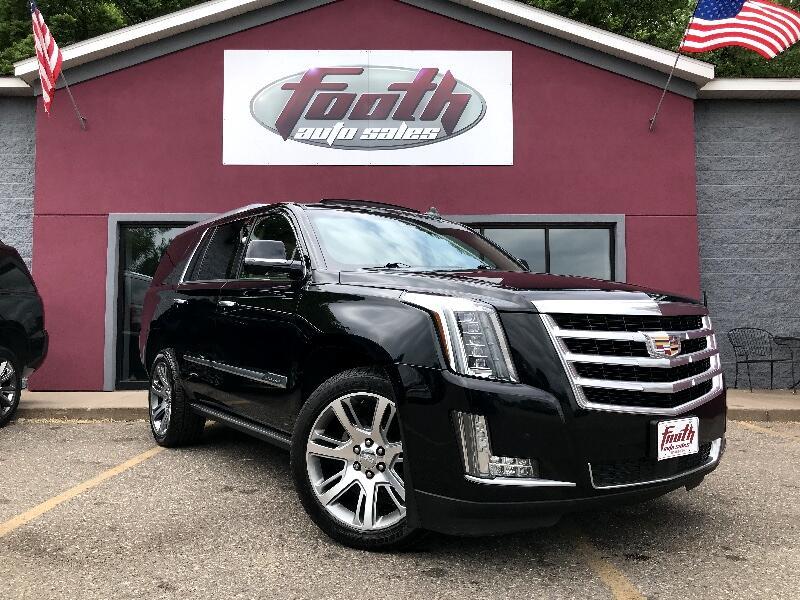 2016 Cadillac Escalade Premium 4WD