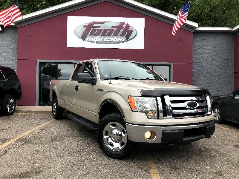 2009 Ford F-150 Custom SuperCab Long Bed 4WD