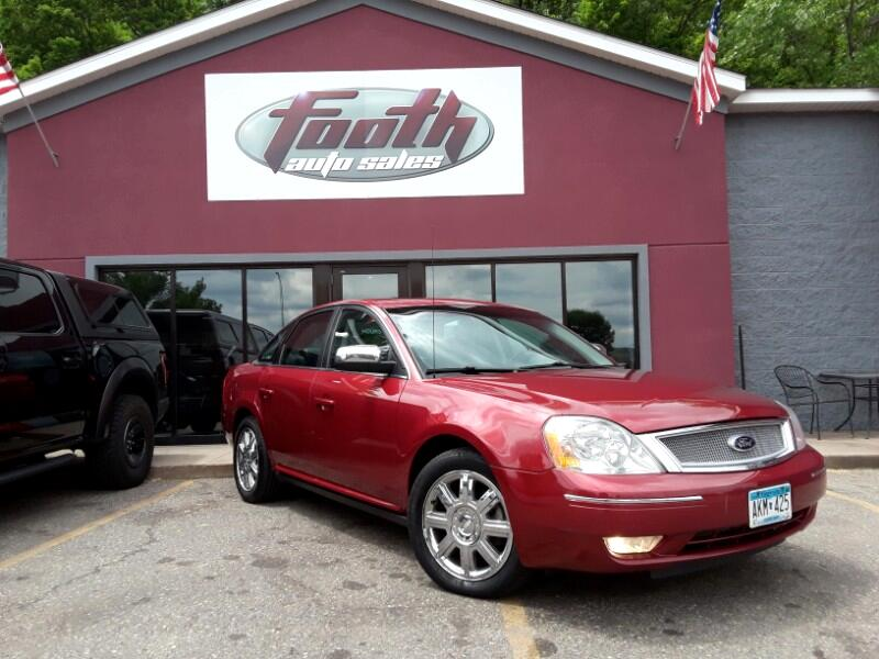 2007 Ford Five Hundred Limited AWD