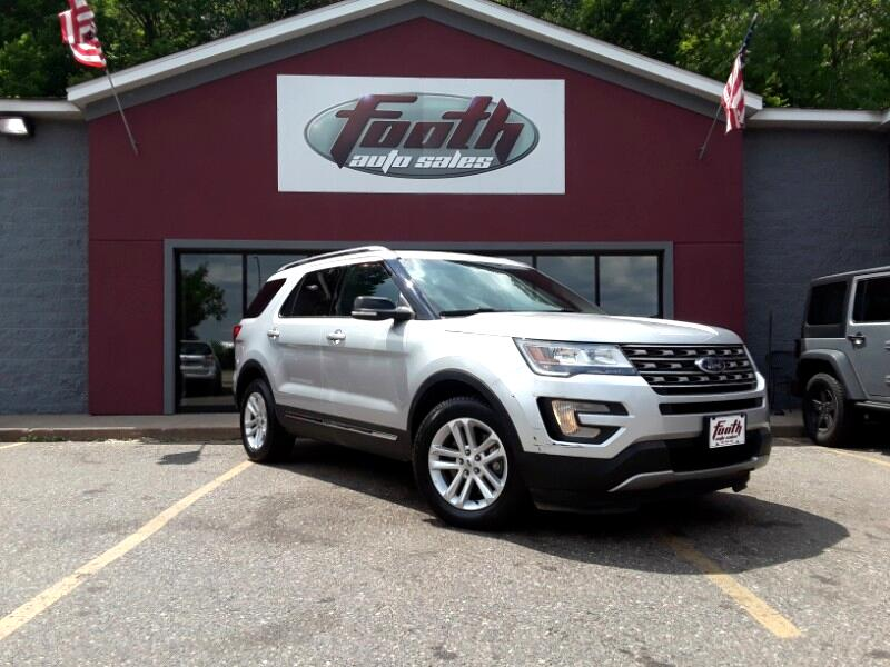 2016 Ford Explorer XLT FWD