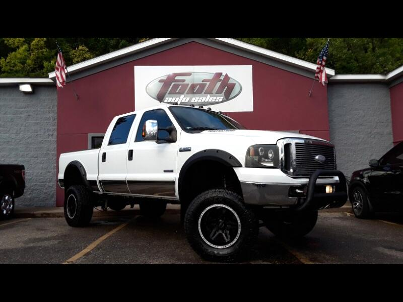 2006 Ford F-350 SD XLT Crew Cab Long Bed 4WD