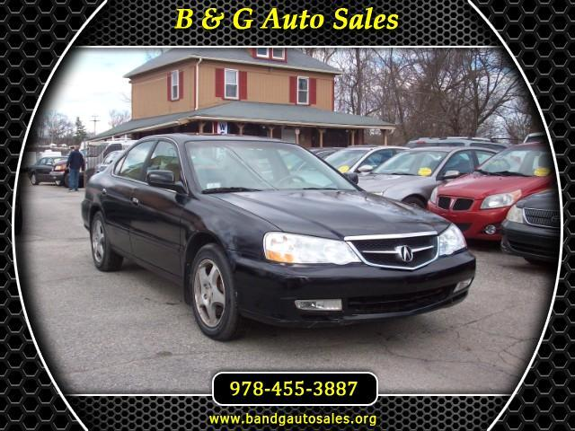 Acura TL For Sale In Manchester NH CarGurus - 2003 acura cl for sale