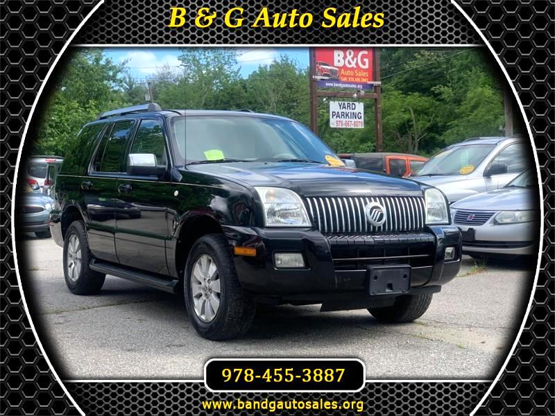 Mercury Mountaineer Premier 4.6L AWD 2006