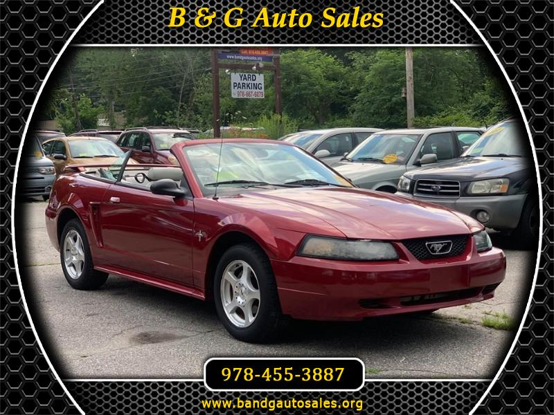 Ford Mustang Deluxe Convertible 2003