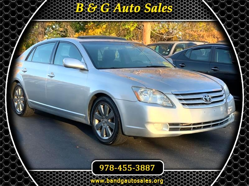 Toyota Avalon Touring 2006