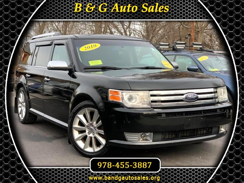 Ford Flex 4dr Limited AWD w/Ecoboost 2010
