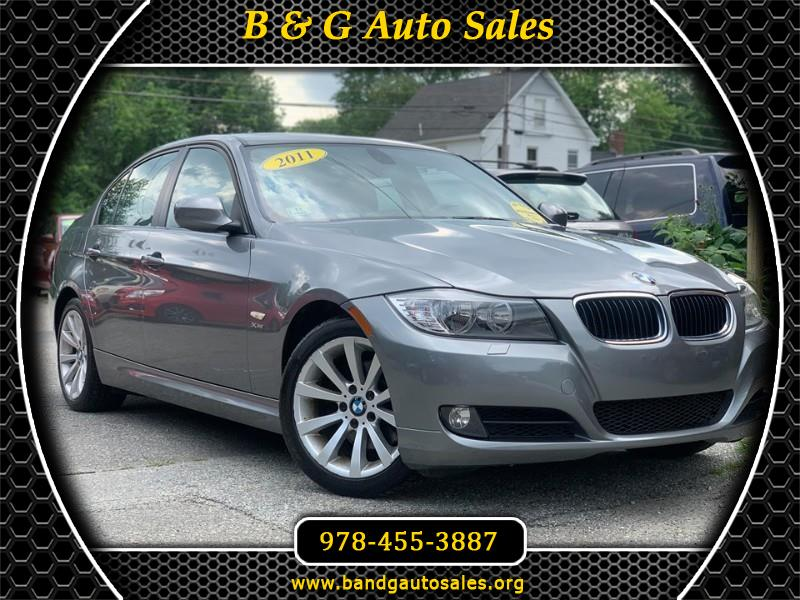 BMW 3-Series 328i xDrive SA 2011