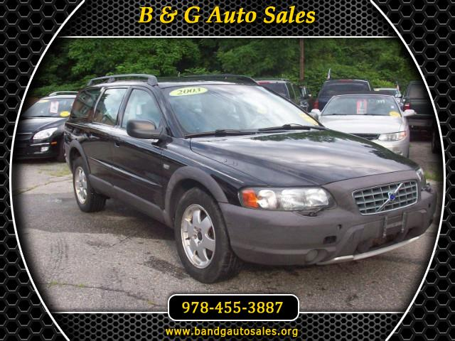 Volvo XC70 Cross Country 2003
