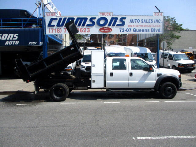 2008 Ford F-450 SD Crew Cab 2WD DRW