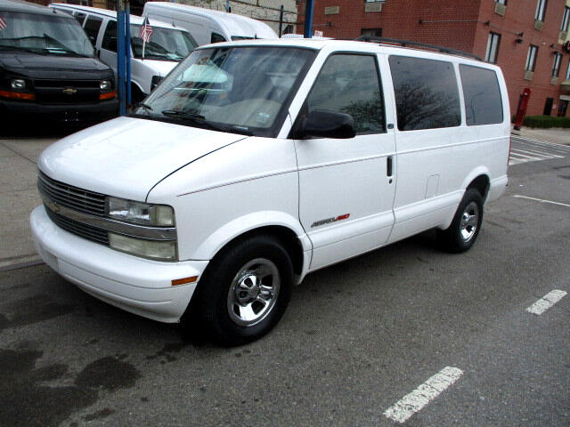 2002 Chevrolet Astro AWD