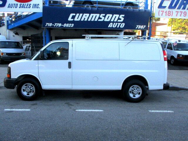 2010 Chevrolet Express 2500 Access cargo