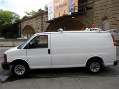 2010 GMC Savana