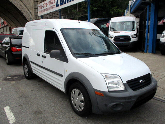 2013 Ford Transit Connect XL with Rear Door Glass