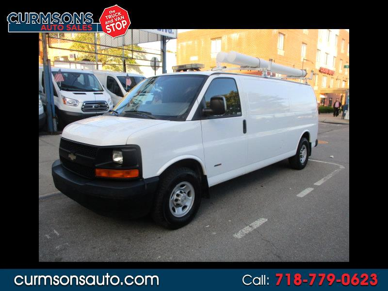 2007 Chevrolet Express 2500 Extended