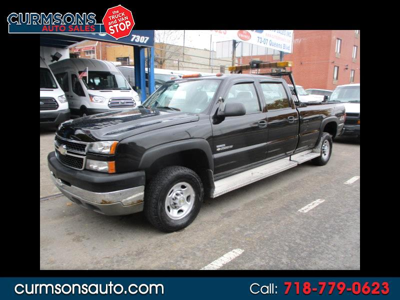 2006 Chevrolet Silverado 2500HD Work Truck Crew Cab Long Bed 4WD