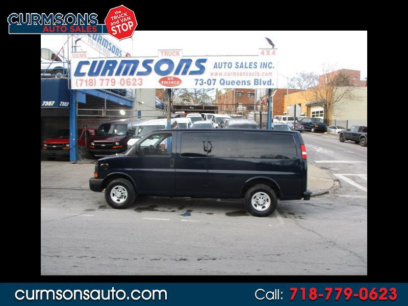 2015 Chevrolet Express LS 3500