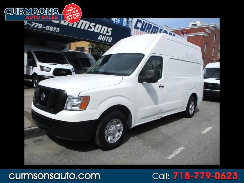 2012 Nissan NV Cargo 2500 HD S V6 High Roof