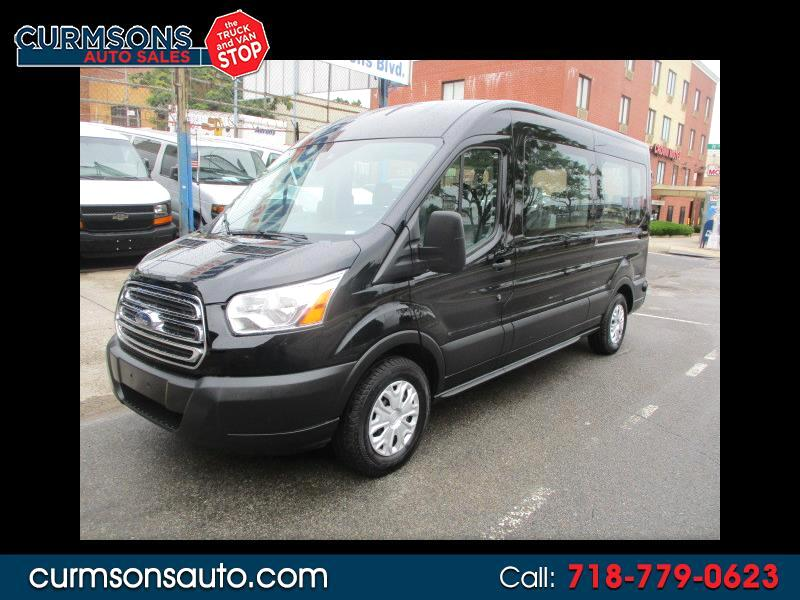 2019 Ford Transit 350 Wagon Med. Roof XLT w/Sliding Pass. 148-in. WB