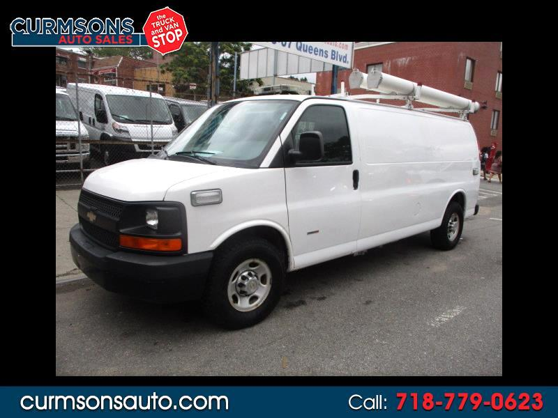 2012 Chevrolet Express 2500 Extended Cargo Diesel
