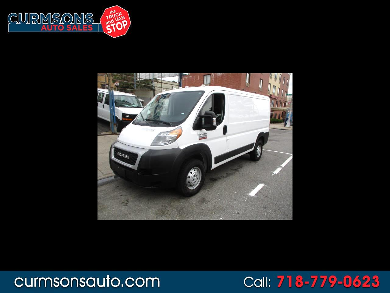 2019 RAM Promaster 1500 Low Roof Tradesman 136-in. WB