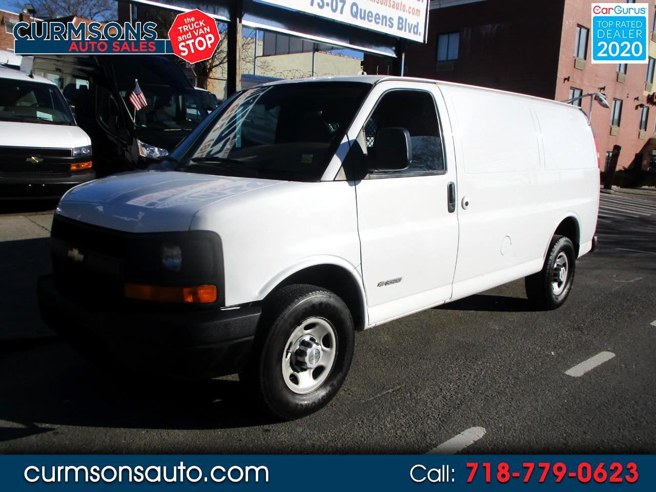 Chevrolet Express 3500 Cargo 2006