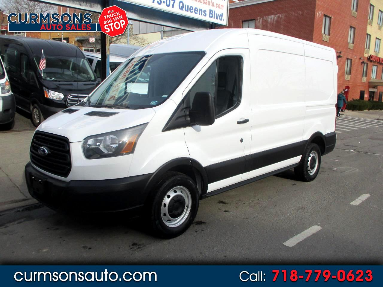 Ford Transit 150 Van Med. Roof w/Sliding Pass. 130-in. WB 2019