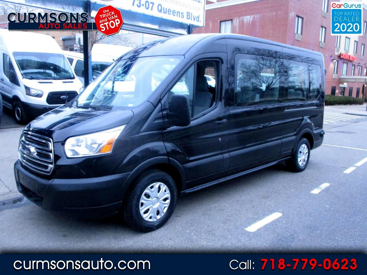 Ford Transit 350 Wagon Med. Roof XLT w/Sliding Pass. 148-in. WB 2019