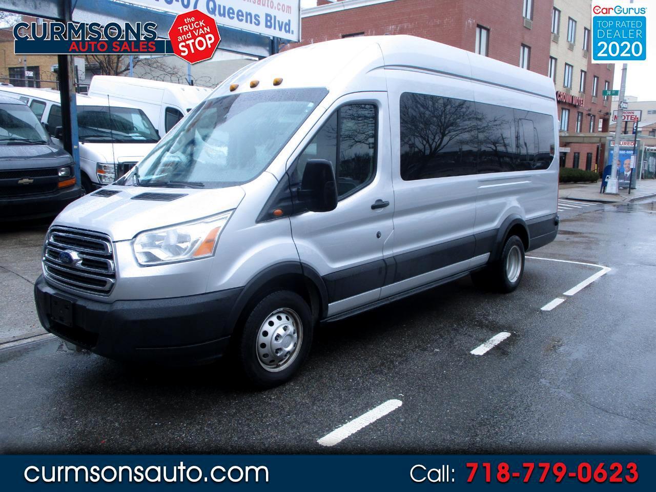 Ford Transit 350 Wagon HD High Roof XLT Sliding Pass. 148 WB EL 2019