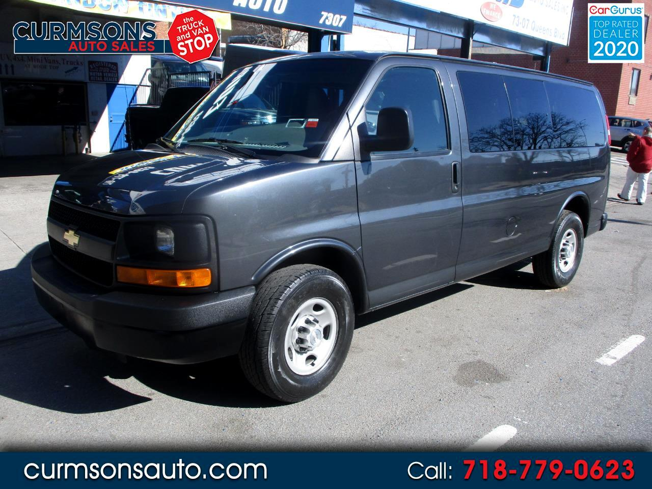 Chevrolet Express LS 2500 2016