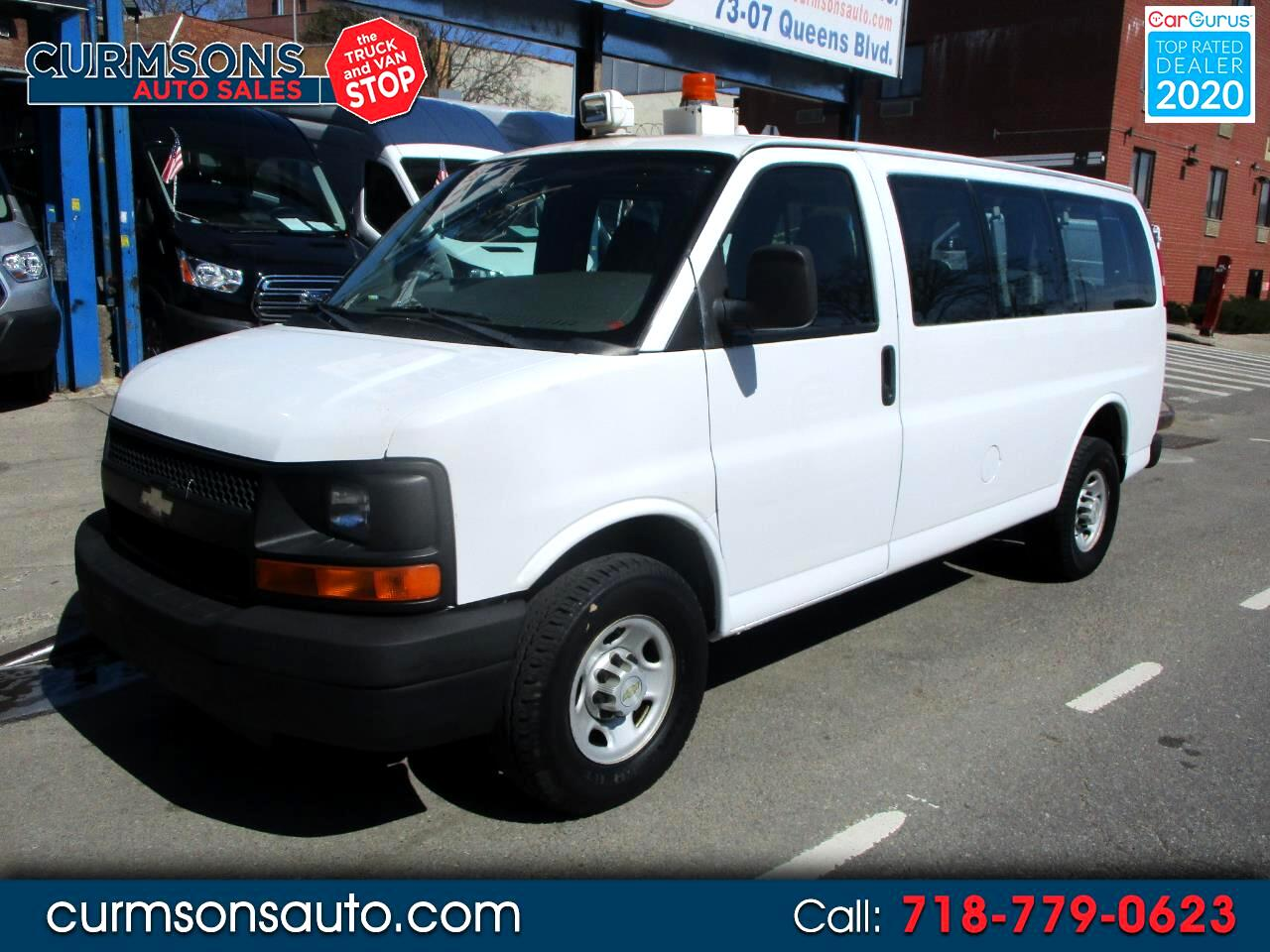 Chevrolet Express LS 3500 2007