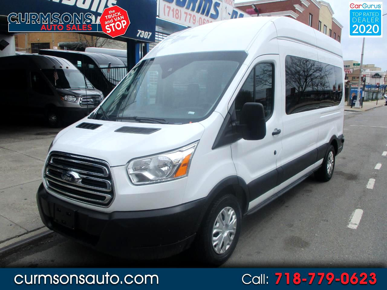 Ford Transit 350 Wagon High Roof XLT w/Sliding Pass. 148-in. WB 2019